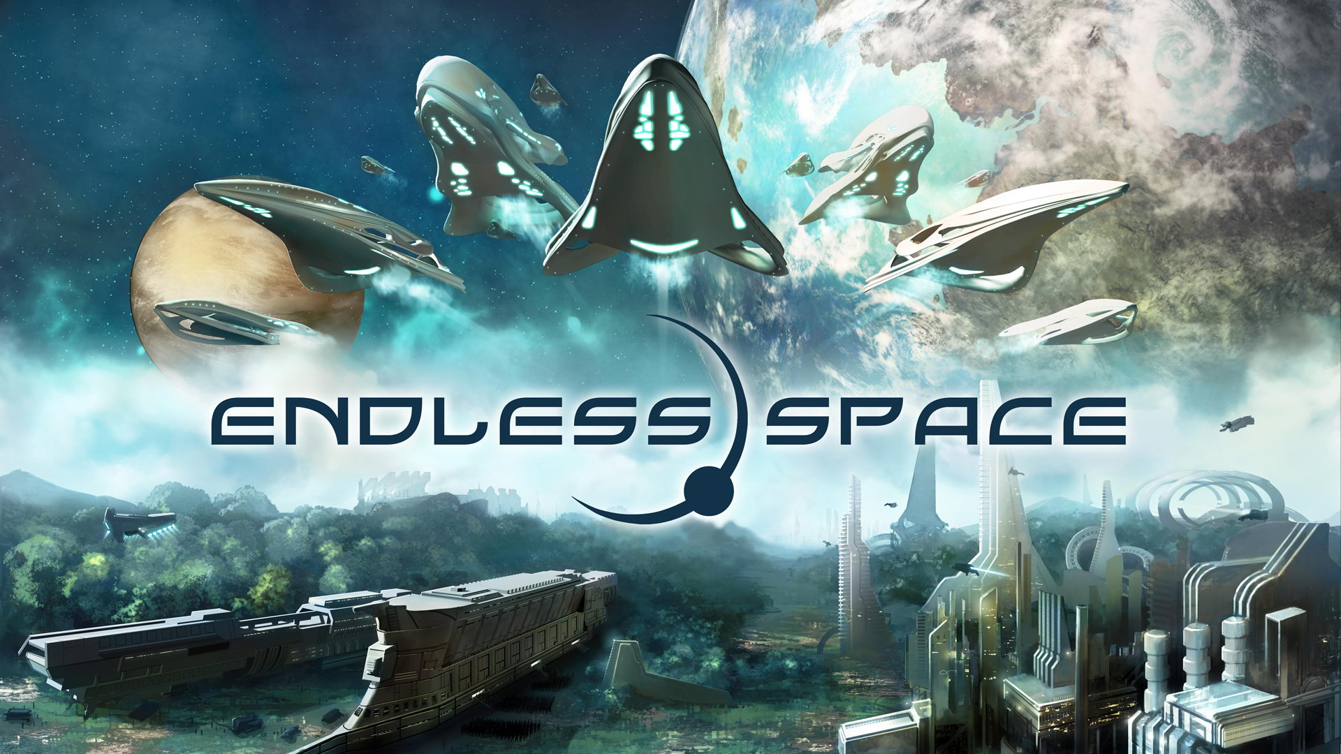 Endless Space Gold + DLC (RU/CIS activation; Steam ROW)