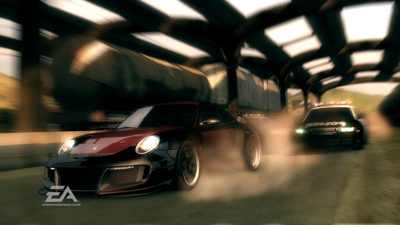 Need for Speed Undercover (RU/CIS activation; Steam)