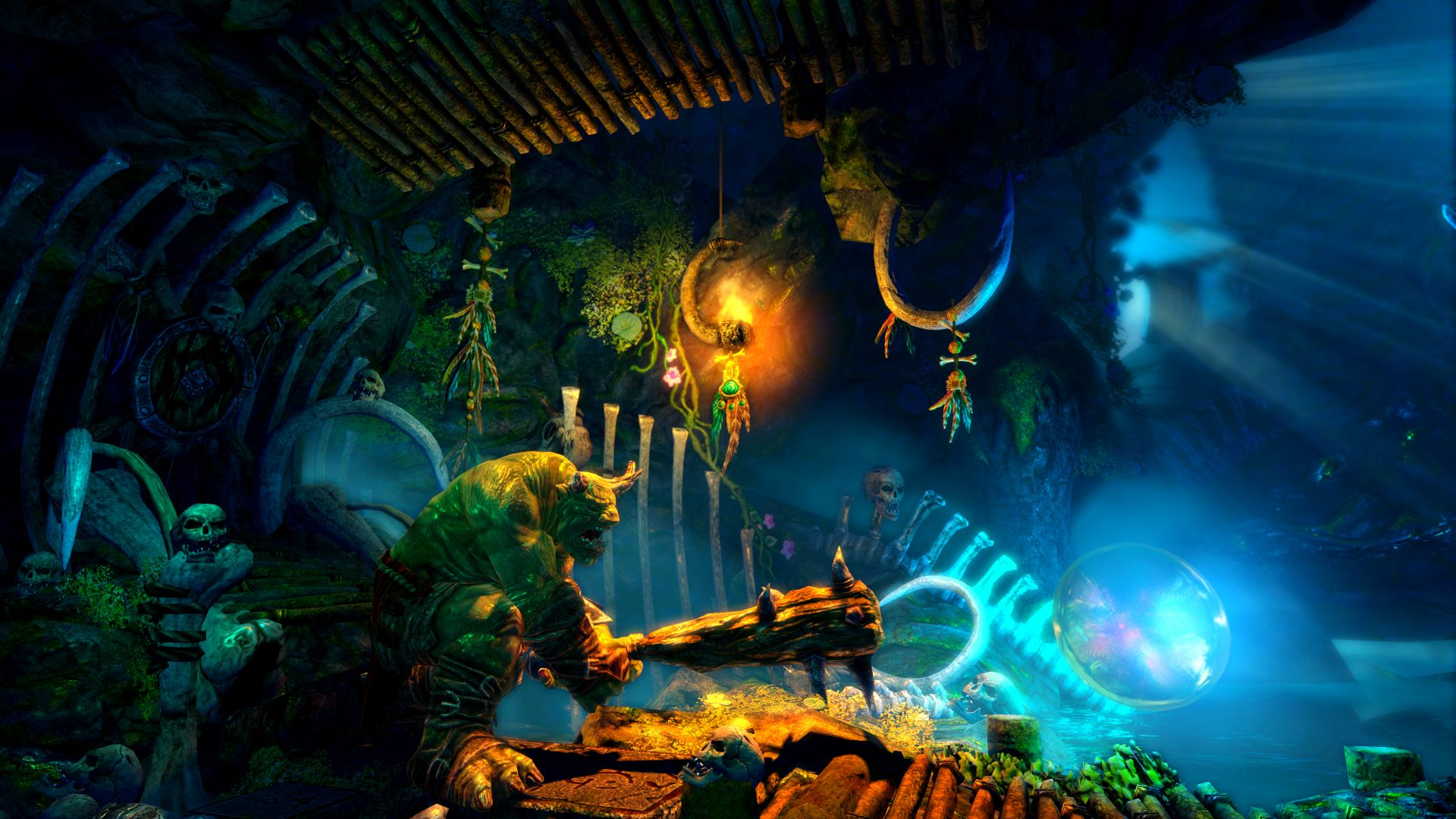 Trine 2 Complete Story (RU/CIS activation; Steam ROW)