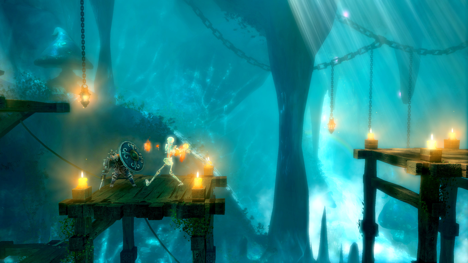 Trine Enchanted Edition (RU/CIS activation; Steam ROW)