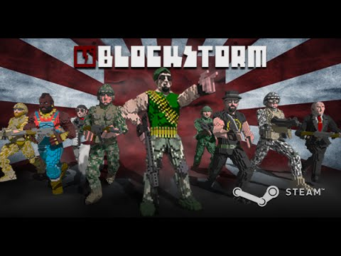 Blockstorm (RU/CIS activation; Steam ROW gift)