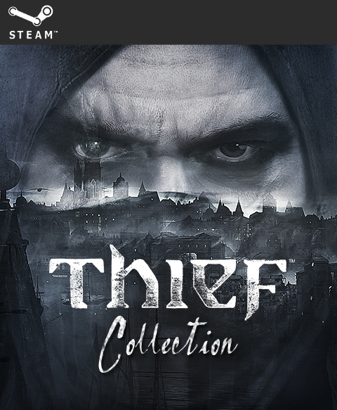 Thief Collection (RU/CIS activation; Steam gift)