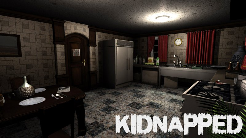 Kidnapped (RU/CIS activation; Steam ROW gift)