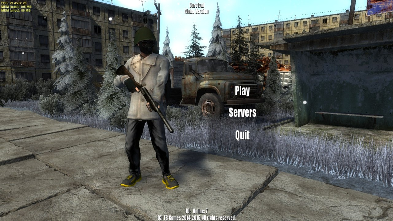 Survival Postapocalypse Now (RU/CIS activation; Steam)