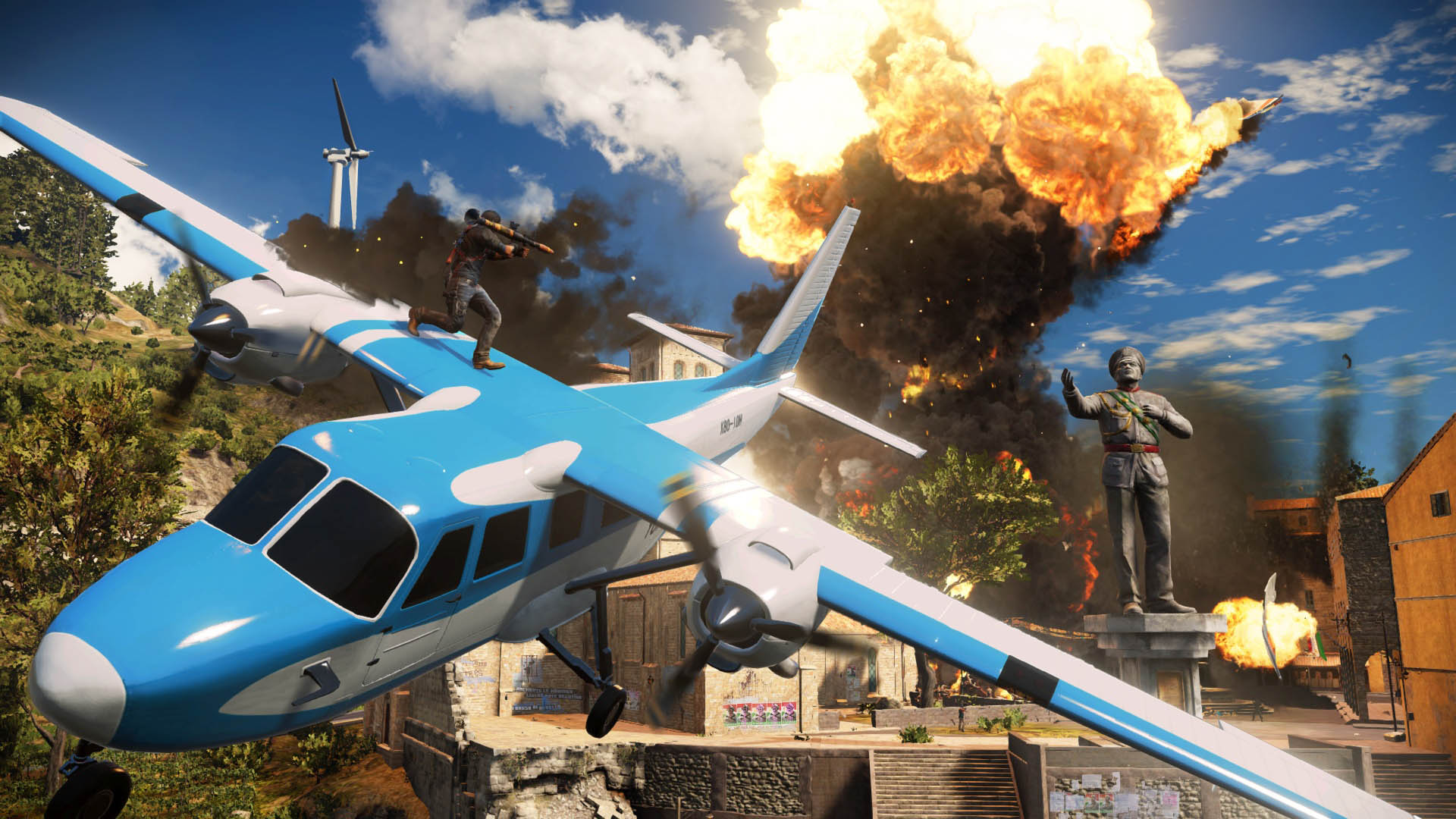 Just Cause 3 + DLC (RU/CIS activation; Steam gift)