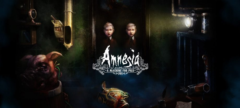 Amnesia A Machine for Pigs (RU/CIS Steam gift)