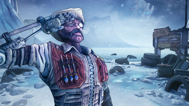 Borderlands 2 Game of the Year GOTY ALL DLC (ROW gift)