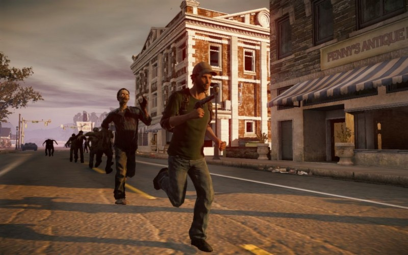 State of Decay (Steam region free; ROW gift)