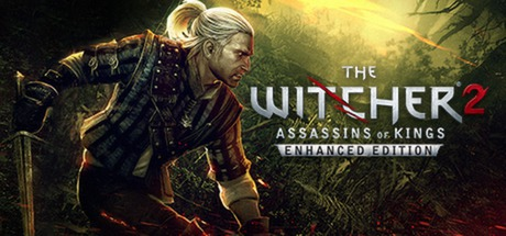 The Witcher 2 Assassins Kings Enhanced (ROW gift)