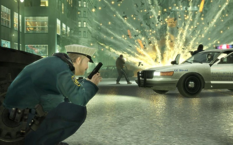 Grand Theft Auto IV Complete (RU/CIS; Steam gift)