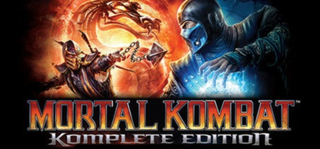 Mortal Kombat 9 Komplete (Steam region free; ROW gift)