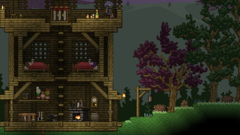 Starbound (Steam region free; ROW gift)