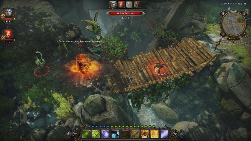 Divinity Original Sin (Steam region free; ROW gift)