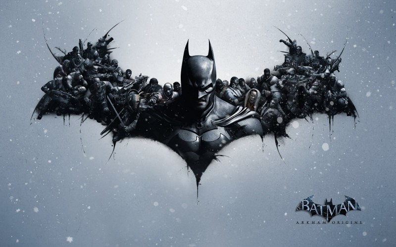 Batman Arkham Origins (Steam region free; ROW gift)