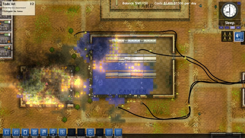 Prison Architect (RU/CIS only; ROW* Steam gift)