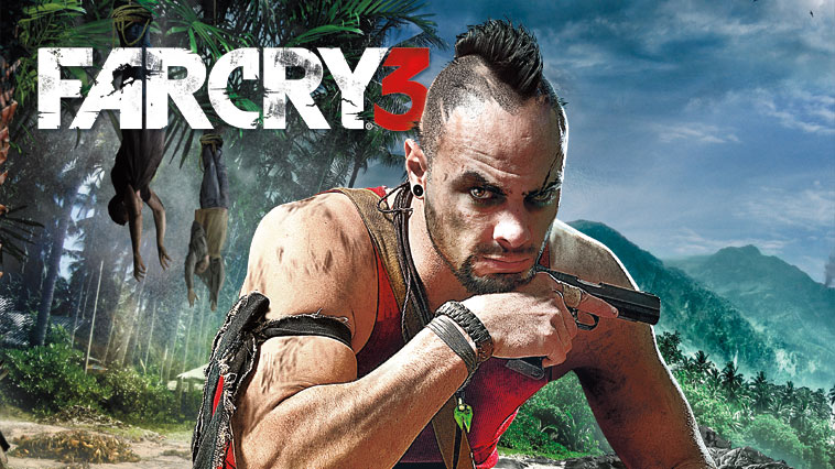 Far Cry 3 Deluxe (Steam region free; ROW gift)