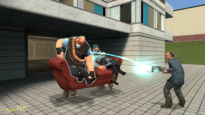 Garrys Mod (Steam region free; ROW gift)