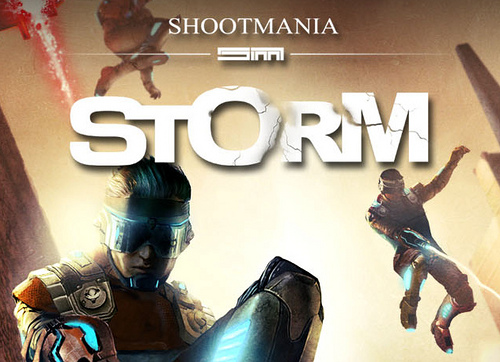 ShootMania Storm (Steam region free; ROW gift)