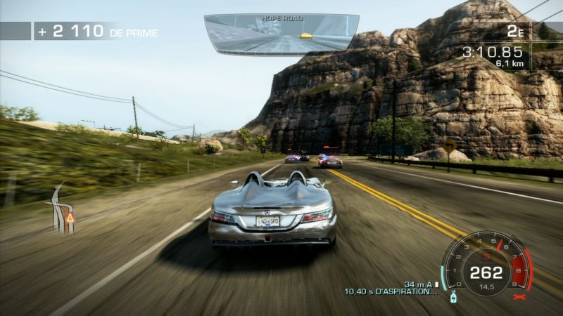 Need for Speed Hot Pursuit (RU/CIS activation; Gift)