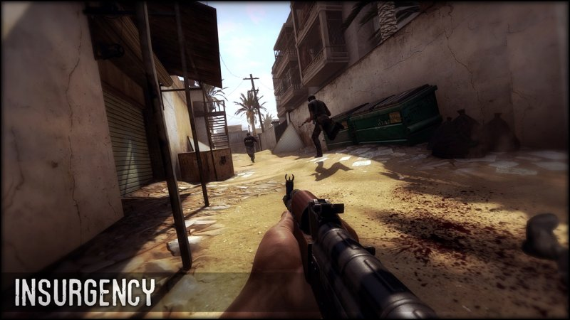 INSURGENCY (Steam region free; ROW account)