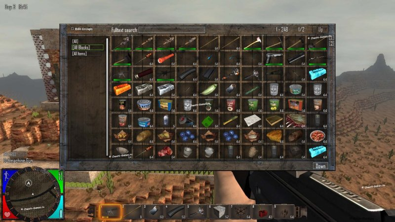 7 Days to Die (Steam region free; ROW account)