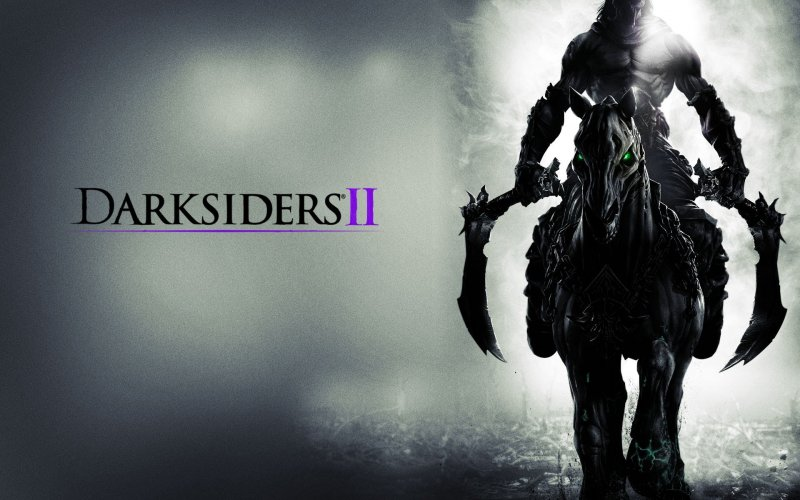 Darksiders II 2 (Steam region free; ROW gift)
