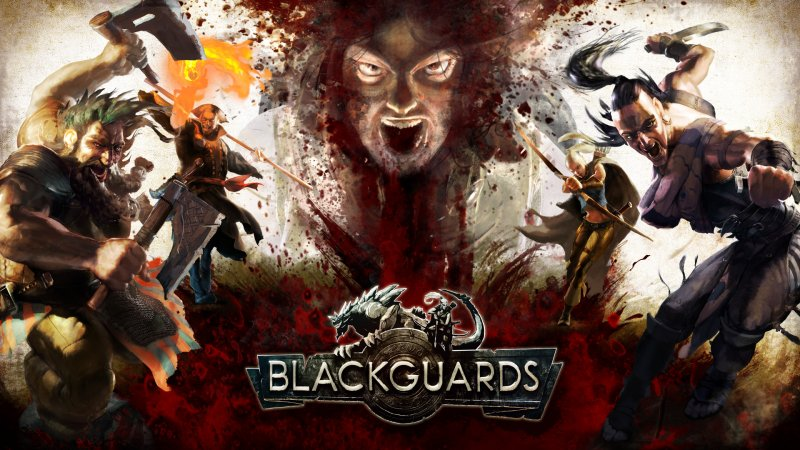 Blackguards (Steam region free; ROW gift)