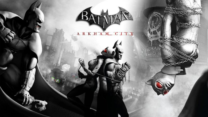 Batman Arkham City GotY (Steam region free; ROW gift)