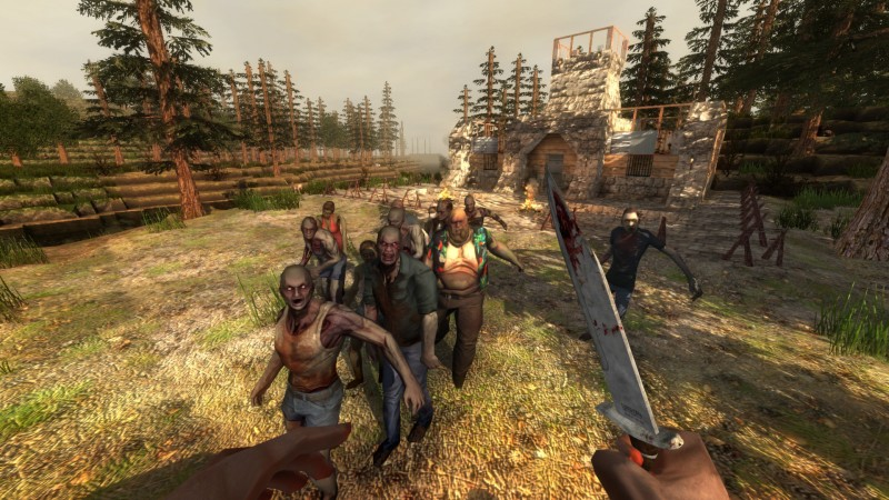 7 Days to Die 2-pack (Steam region free; ROW gift)