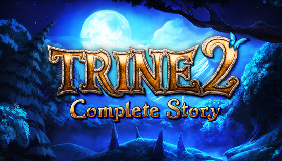 Trine 2 Complete Story (2  steam accounts region free)