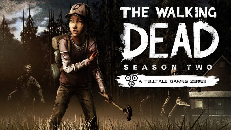 The Walking Dead Season 2 (RU/CIS activation; gift)