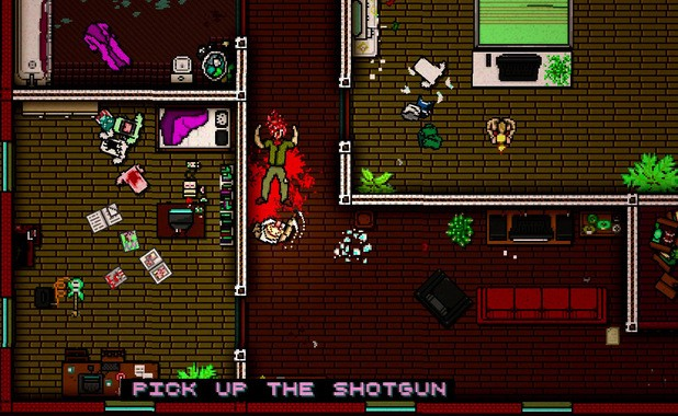 Hotline Miami 2 Wrong Number (RU/CIS activation; Gift)