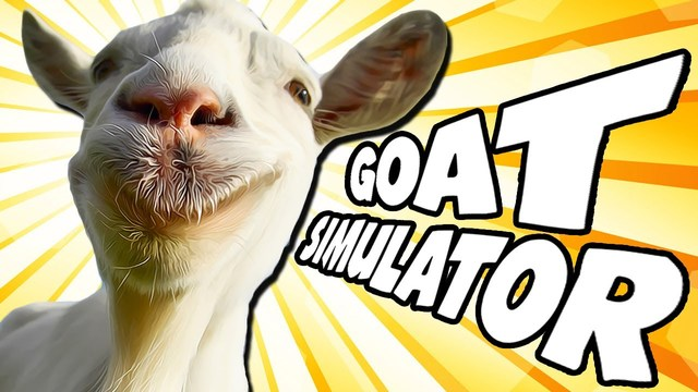 Goat Simulator (RU/CIS activation; Steam gift)