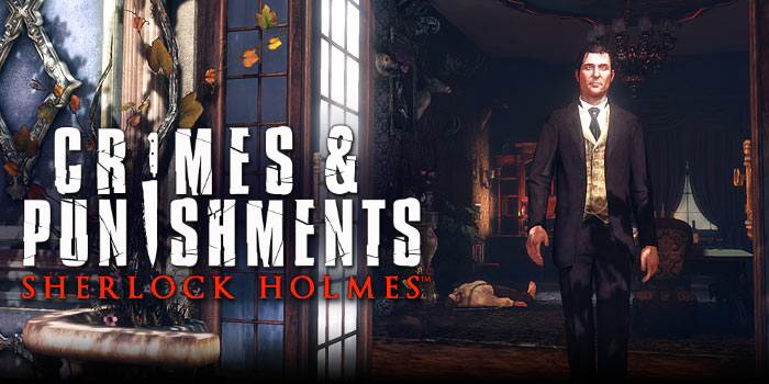 Sherlock Holmes Crimes and Punishments (RU/CIS gift)