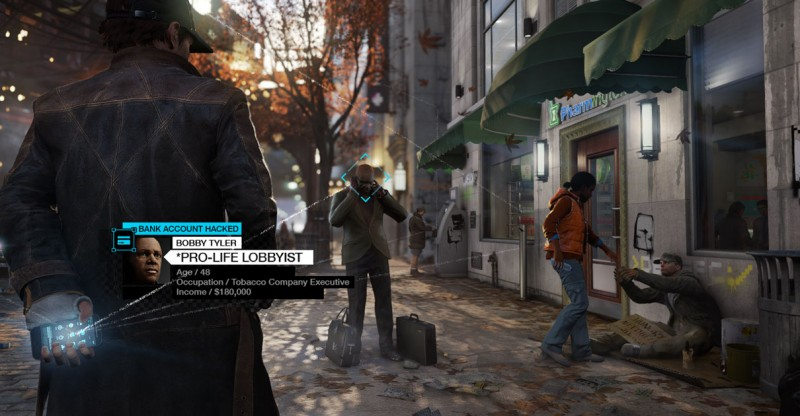 WATCH_DOGS / Watch Dogs (RU/CIS only; Steam gift)