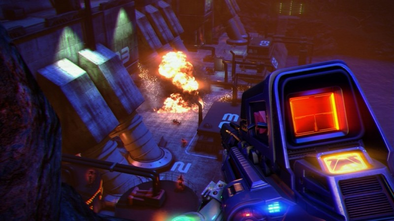 Far Cry 3 Blood Dragon (RU/CIS activation; Steam gift)