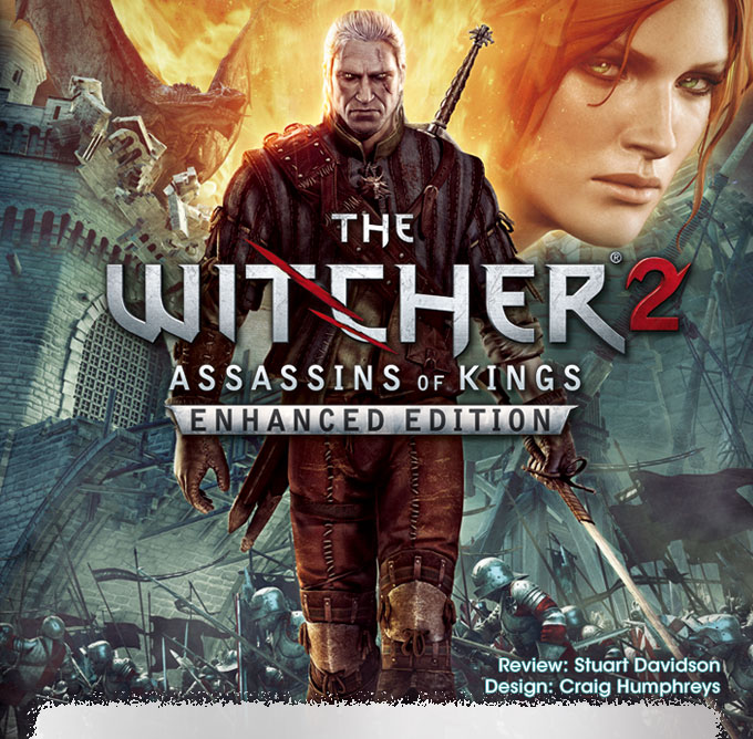 The Witcher 2 Assassins of Kings Enhanced (RU/CIS Only)