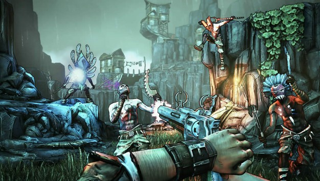 Borderlands 2 Game of the Year (RU/CIS Steam gift)