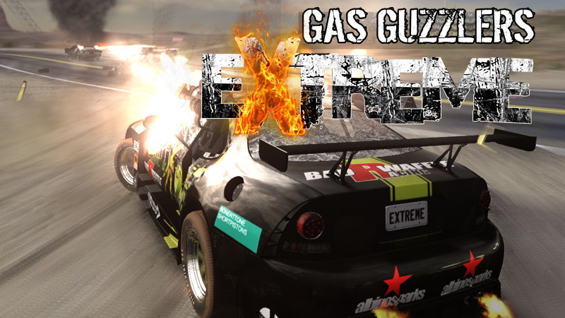 Gas Guzzlers Extreme (RU/CIS activation; Steam gift)