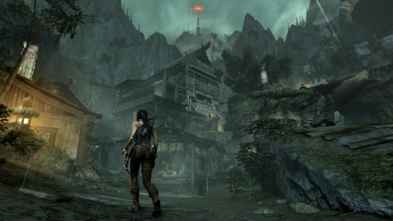 Tomb Raider GOTY (RU/CIS/IN activation; Steam gift)