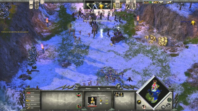 Age of Mythology Extended (RU/CIS only; Steam gift)