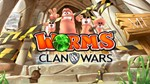 Worms Clan Wars (RU/CIS activation; Steam gift)