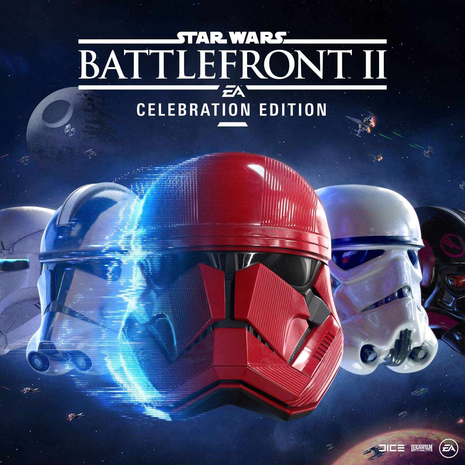 ✅STAR WARS: Battlefront 2 Celebration Edition + mail