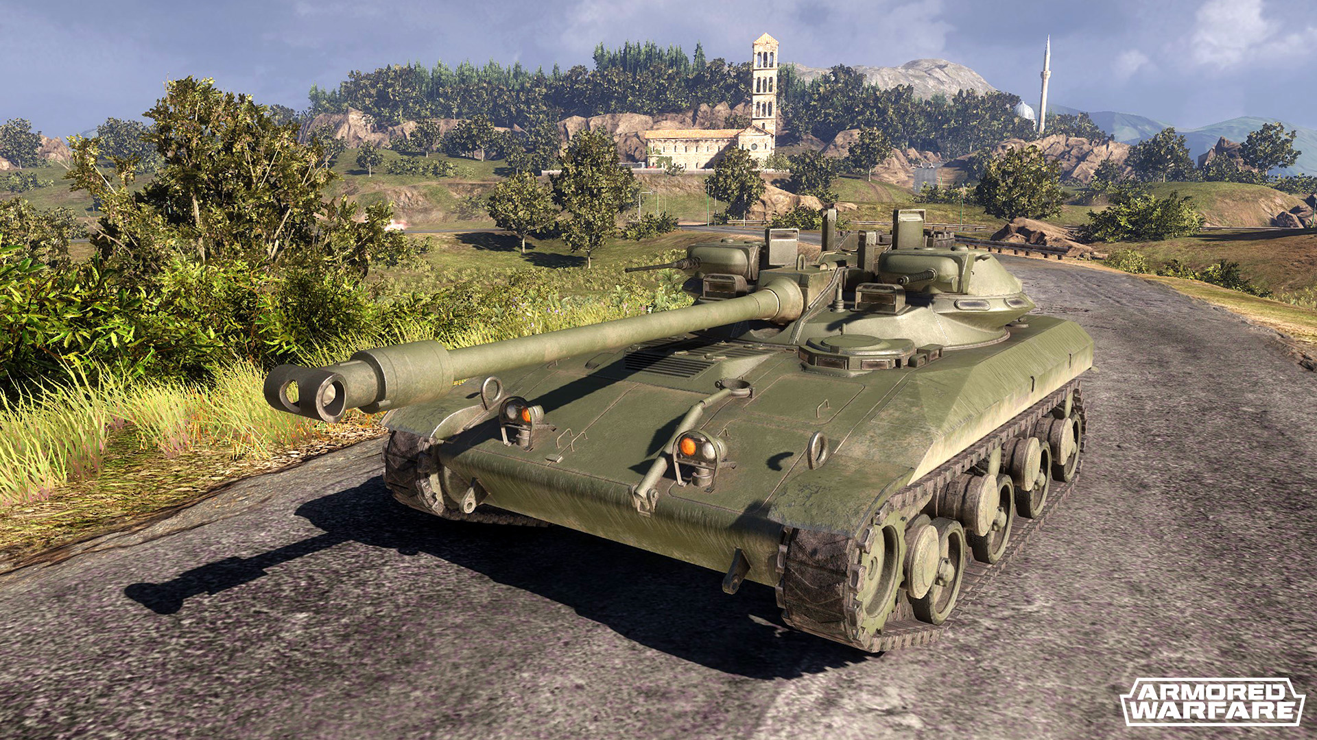 бонус код на объект 155 в armored warfare