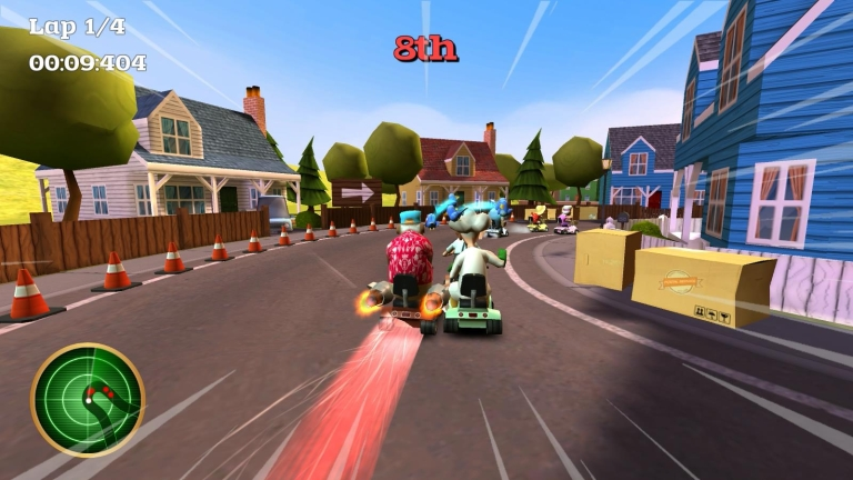Coffin Dodgers Steam Key (Region Free / ROW)