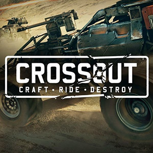 Crossout Account with the Bonus Rewards from Beta Test
