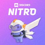 DISCORD NITRO 3 МЕСЯЦА  + 2 БУСТА  REGION FREE