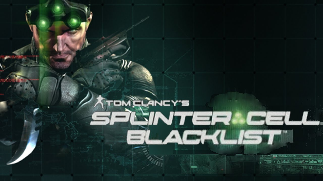 Tom Clancy's Splinter Cell Blacklist (UPLAY KEY / ROW)