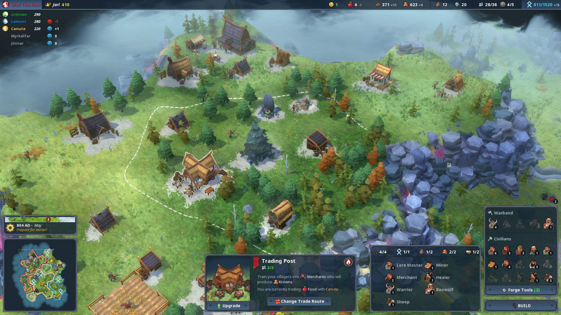 Northgard Steam Gift (RU+CIS)