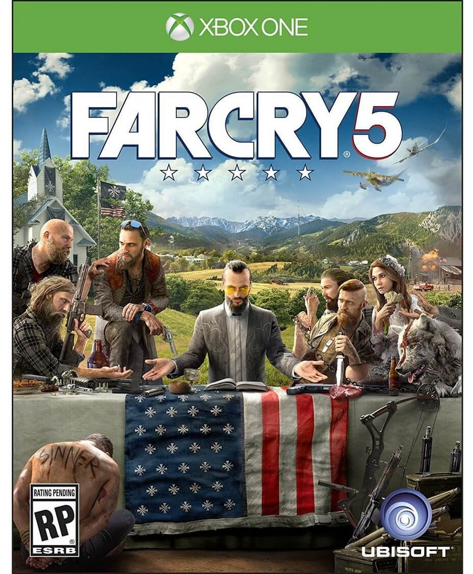 ✅Far Cry 5 Xbox One 🔑